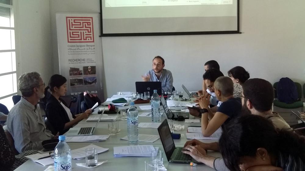 Journée d'étude : Savants musulmans du Maghreb