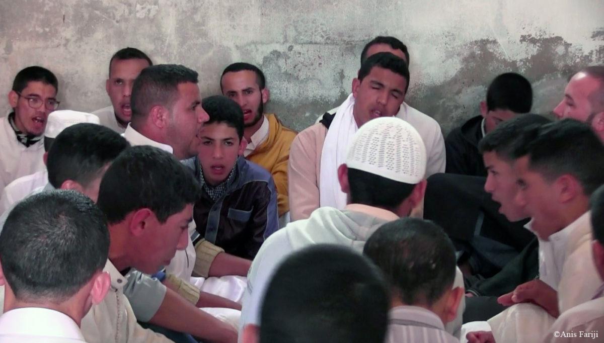 Le Coran à tue-tête. Exubérance et aspérité dans la récitation collective dite taḥzzabt (sud du Maroc) (Anis Fariji)