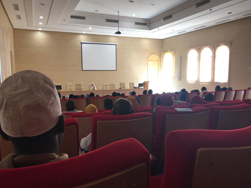 L'enseignement et la formation du leadership religieux au Maroc : un outil d'une diplomatie religieuse (+audio)