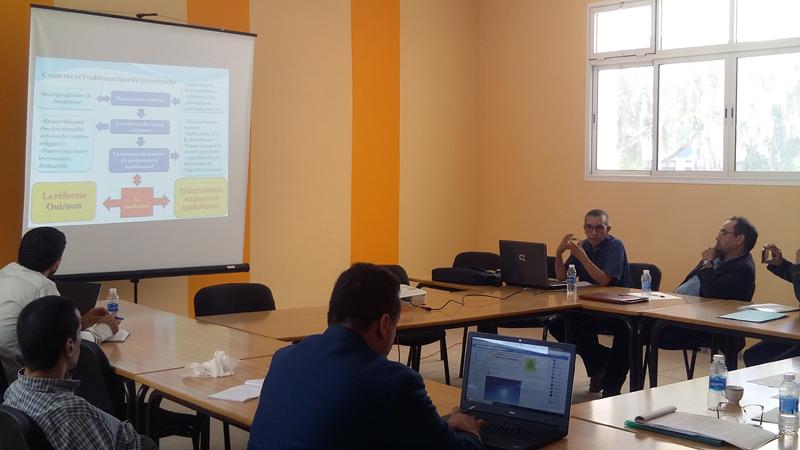 Journée d'études. Les médersas au Souss: nouvelles approches