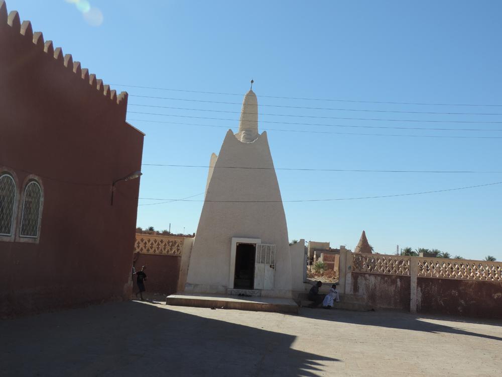 ©Mausolée d'al-Maghili XVe siècle (extérieur)
