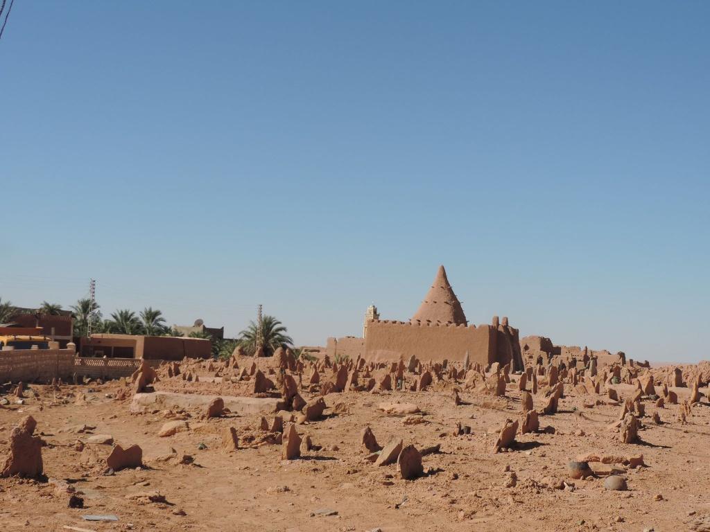 ©Mausolée de Sidi Belhāj de la confrérie Gnaoui de Sidi Blāl près de Tamentit (date inconnue)
