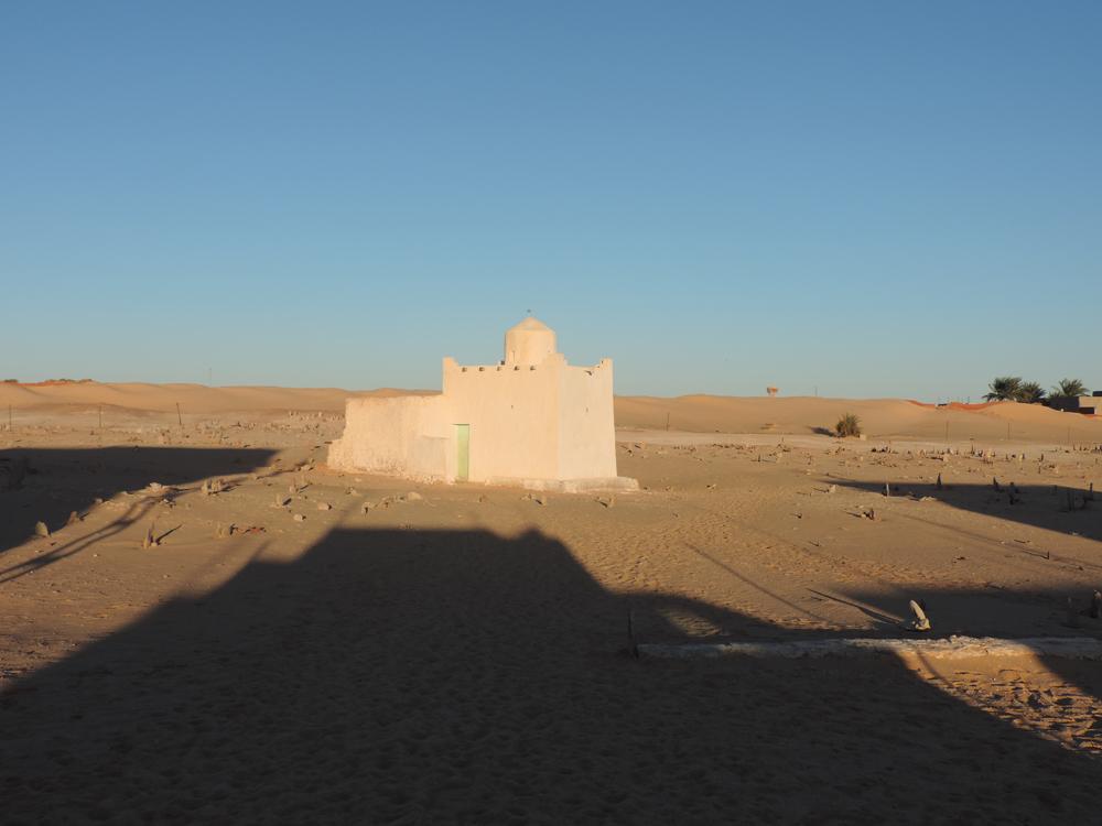 ©Mausolée Sidi Aryān al-Rās XVIIe siècle (extérieur)