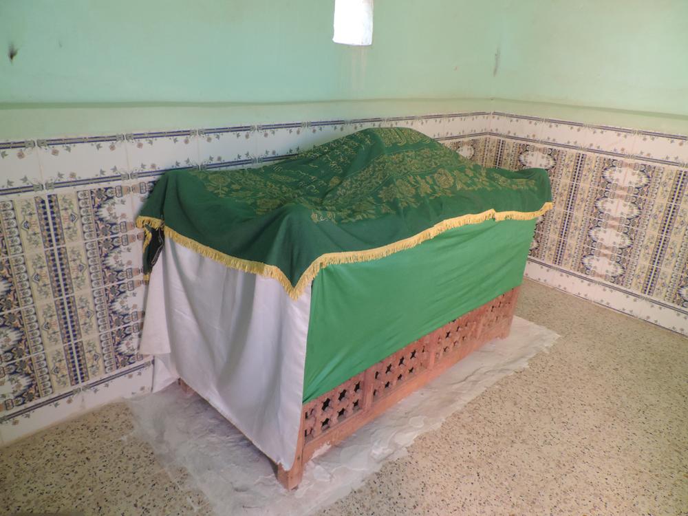 ©Mausolée Sidi Aryān al-Rās XVIIe siècle (intérieur)