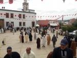 ©L'esplanade de la mosquée de Taalat   14-03-2018